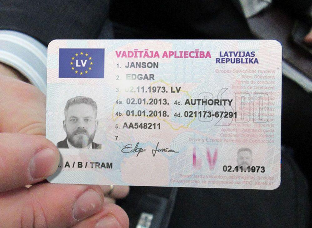 buy driving license, buy csdd registered driving license, cost of Latvian driving license,